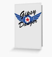 Gipsy Danger Greeting Card