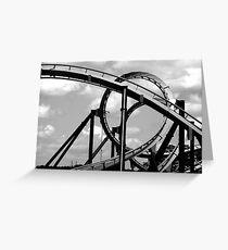 Coaster & Sky Greeting Card