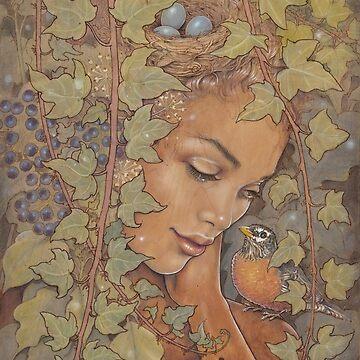 Ivy + Robin by FayHelfer
