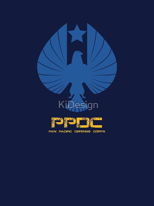 """Pan Pacific Defense Corps"" Metal Prints by KiDesign ..."
