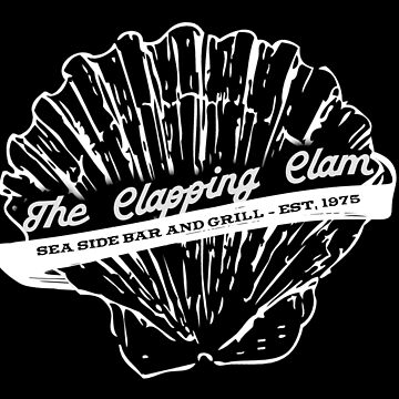 The Clapping Clam by nathancowle