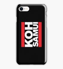 KOH SAMUI iPhone Case/Skin