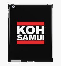 KOH SAMUI iPad Case/Skin