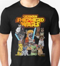 German Shepherd Wars Unisex T-Shirt