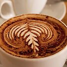 Coffee Time - Latte Art by Skye Hohmann