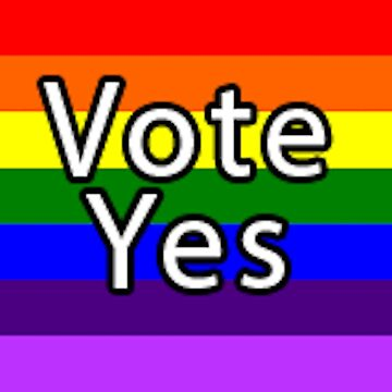 Vote Yes Sticker by ToppaForTheLols