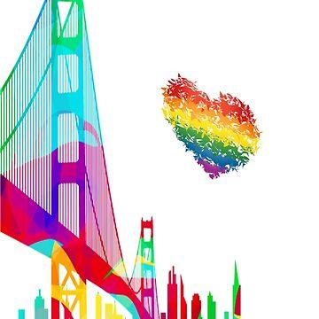 San Francisco Pride by BorbaBacco