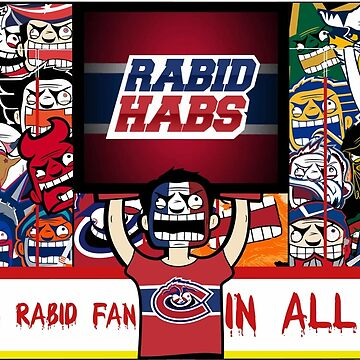 Rabid Fan in All Team Logo by rabidhabs