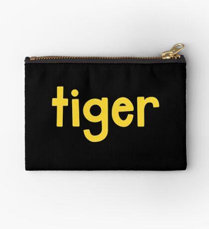 Tiger Black Studio Pouch