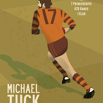 Michael Tuck, Hawthorn by 4boat