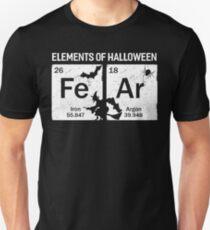 Element of Halloween Science Tee Shirt Gift T-Shirt