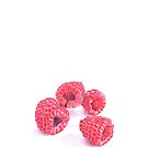Raspberries by Mariana Musa