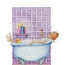 Bathtub Joy by Mariana Musa