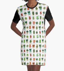 Yahaha Graphic T-Shirt Dress