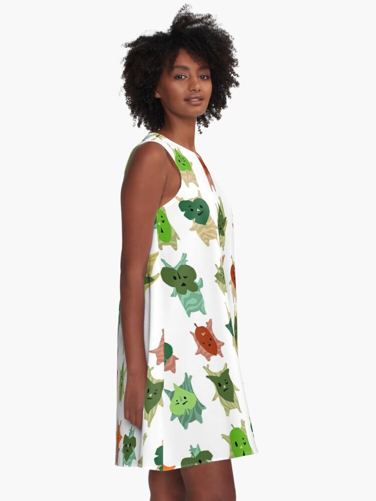 Alternate view of Yahaha A-Line Dress