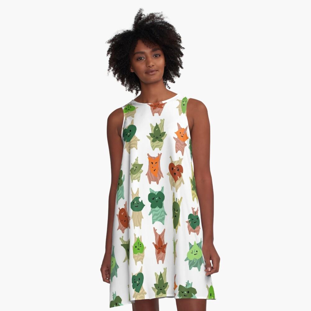 Yahaha A-Line Dress