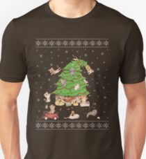 Meowi Christmas T-Shirt