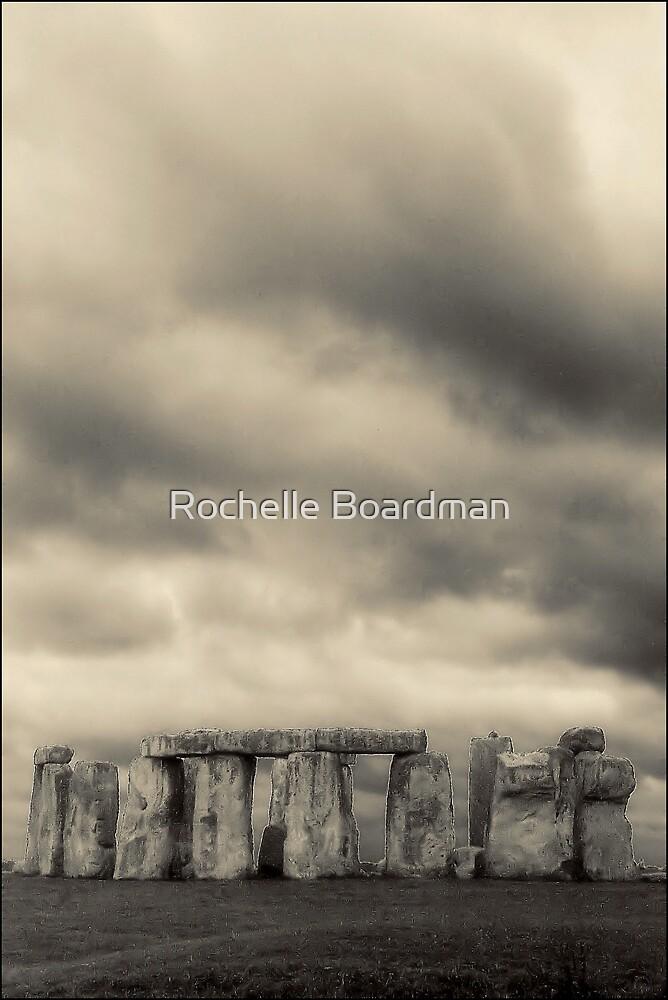 Stonehenge by Rochelle Boardman