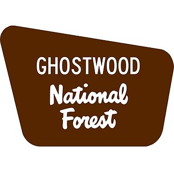 Ghostwood National Forest by GwoodDesign