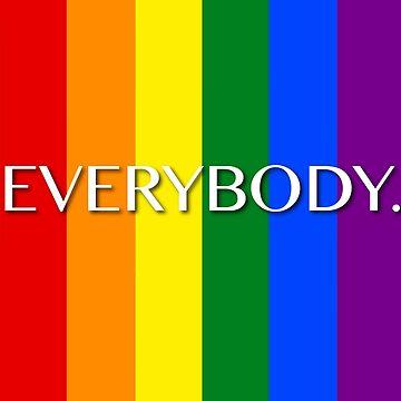 Everybody - Pride by ahmedburdette