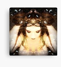Protected within Canvas Print
