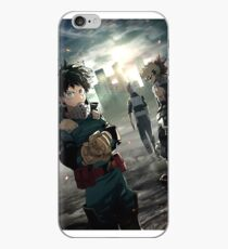 Boku No Hero Academia Coque et skin iPhone