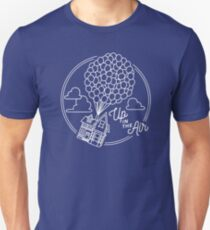 Up In The Air - Outline T-Shirt