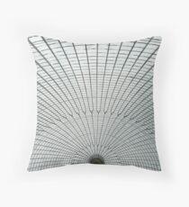Bicton botanical gardens glass house Throw Pillow