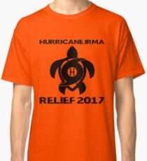 Hurricane Irma Relief Donations Classic T-Shirt