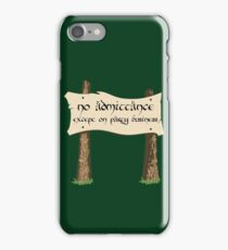 Party Business iPhone Case/Skin