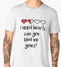 Corazones Men's Premium T-Shirt