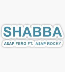 Shabba Ranks Sticker