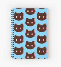 Cookie Cat Spiral Notebook