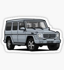 Mercedes Benz G Class G500 SUV Sticker