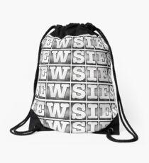 Newsies Logo Drawstring Bag