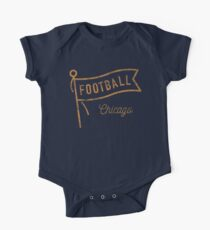 Vintage Chicago Football Shirt Kids Clothes