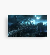 Breach to Irithyll Canvas Print