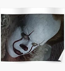 Pennywise the Clown Poster