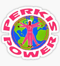 Perkis Power Sticker