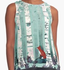 The Birches Contrast Tank