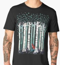 The Birches Men's Premium T-Shirt