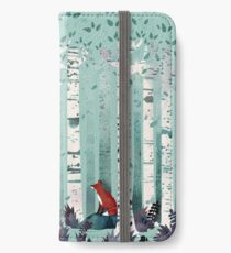 The Birches iPhone Wallet/Case/Skin