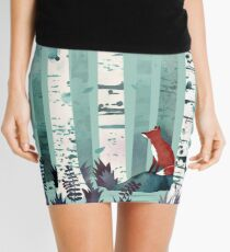 The Birches Mini Skirt