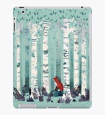 The Birches iPad Case/Skin