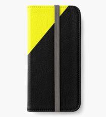 Anarcho - Capitalist Flag - Libertarian  iPhone Wallet/Case/Skin