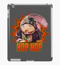 SML JEFFY HOPS iPad Case/Skin