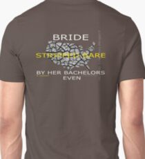 Bride Stripped Bare by Human Greed T-Shirt