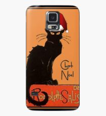 Le Chat Noel Case/Skin for Samsung Galaxy