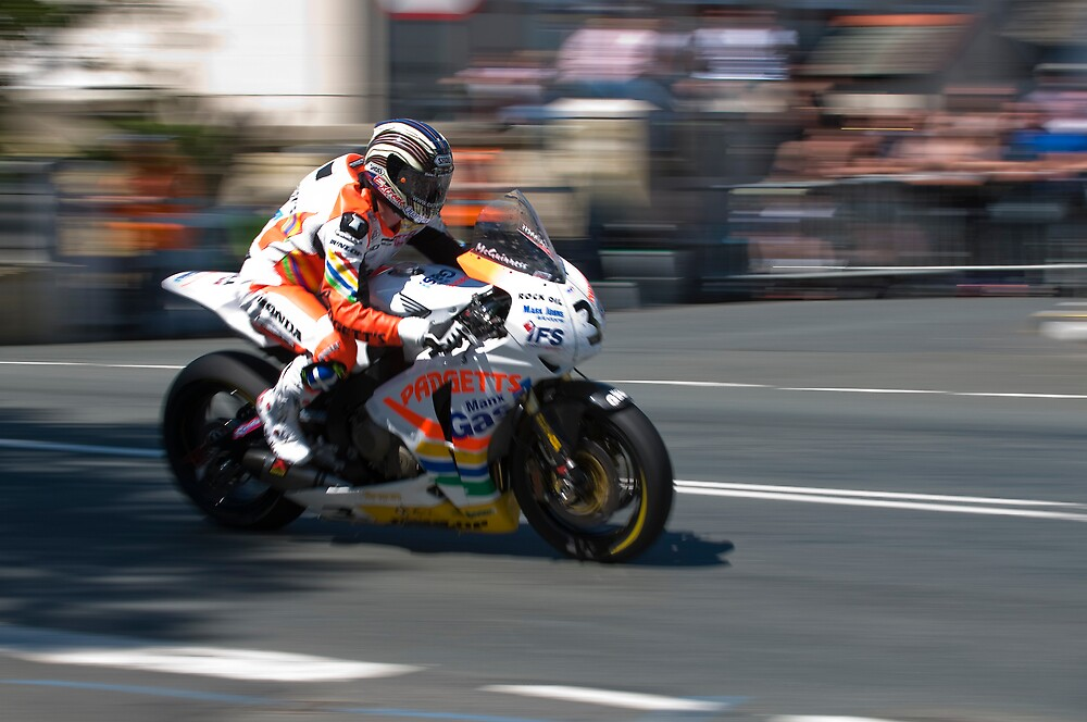 Isle Of Man TT | Four by James Tate