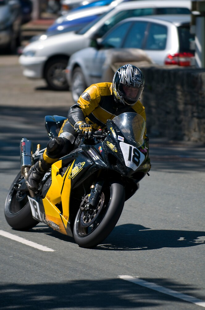 Isle Of Man TT | Five by James Tate